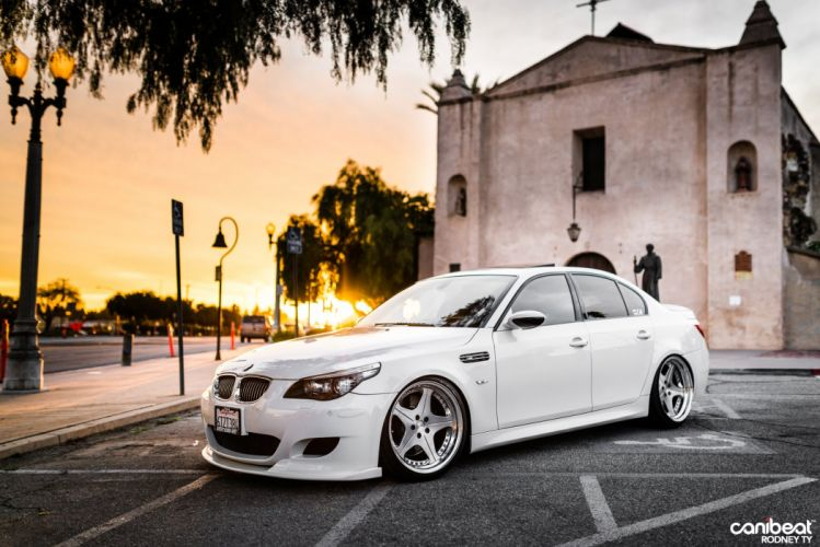 BMW M5 tuning custom m-5 wallpaper