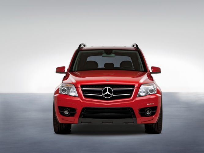 Lorinser Mercedes-Benz GLK-Klasse (X204) cars modified 2009 wallpaper