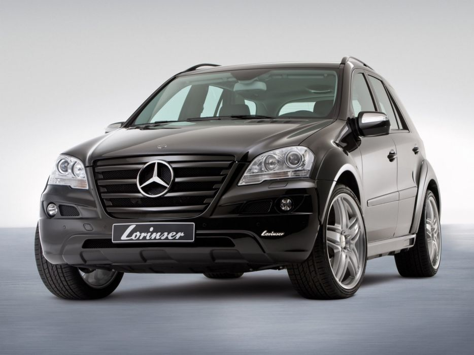 Lorinser Mercedes-Benz m-Klasse (W164) cars modified 2008 wallpaper