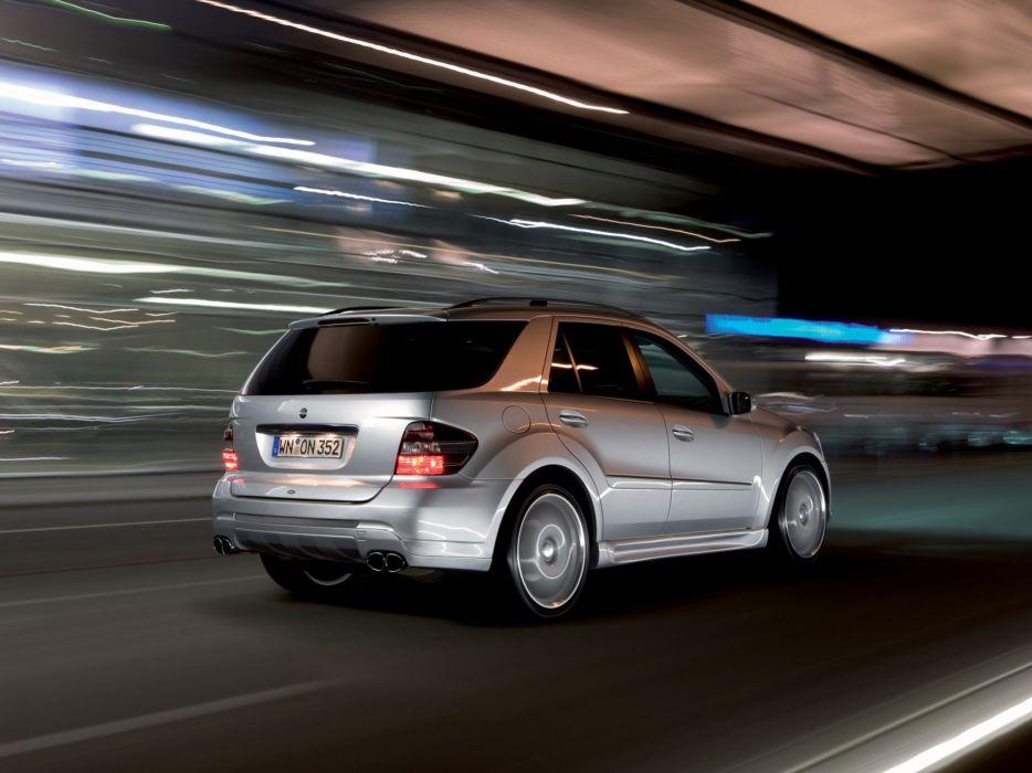 Lorinser Mercedes-Benz m-Klasse (W164) cars modified 2005 wallpaper