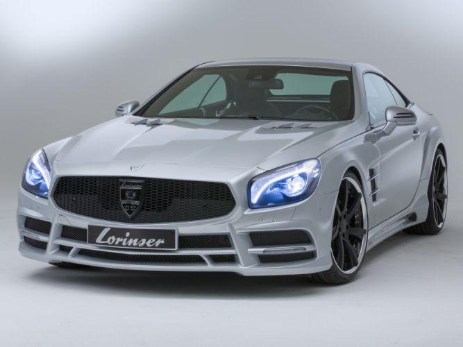 Lorinser; Mercedes-Benz ;SL-500 (R231) cars modified 2012 wallpaper