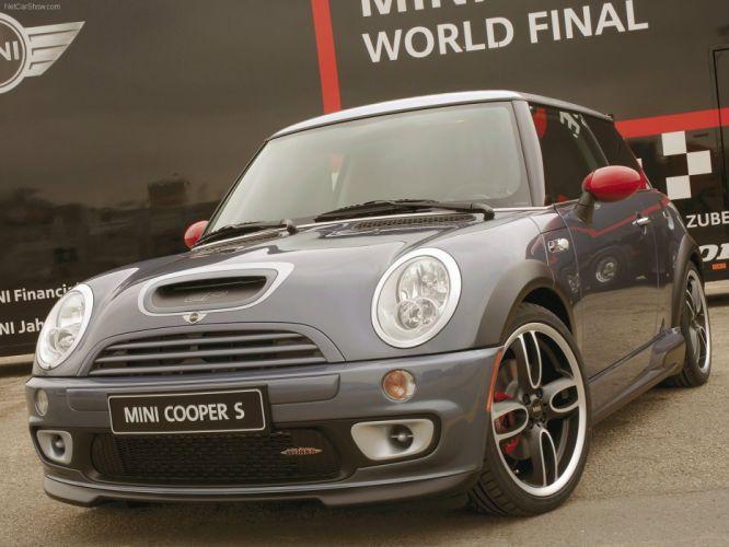 Mini Cooper-S John Cooper Works-GP cars 2006 wallpaper