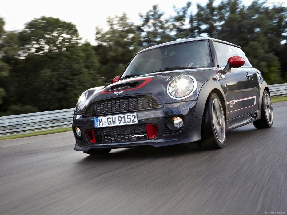 Mini Cooper-S John Cooper Works-GP cars 2013 wallpaper