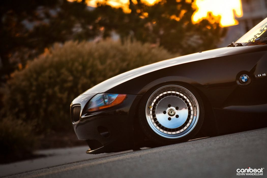 2003 BMW Z4 tuning custom z-4 wallpaper