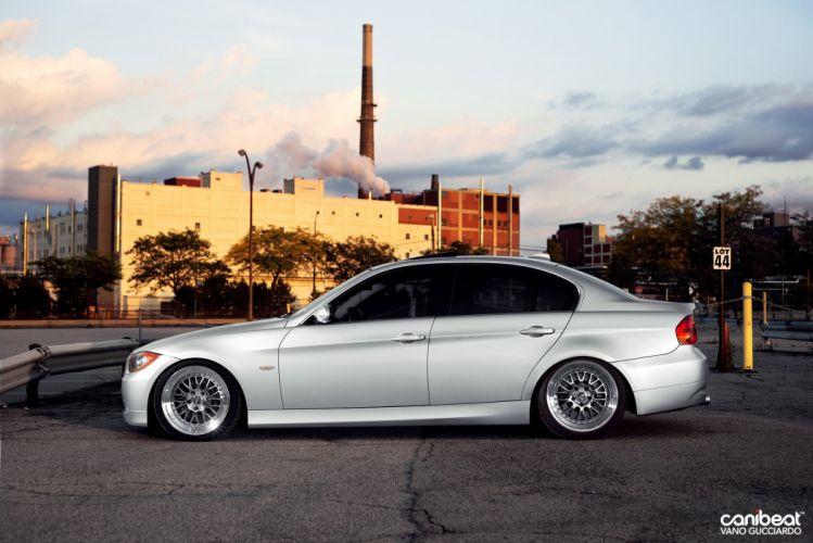 BMW 335XI tuning custom wallpaper