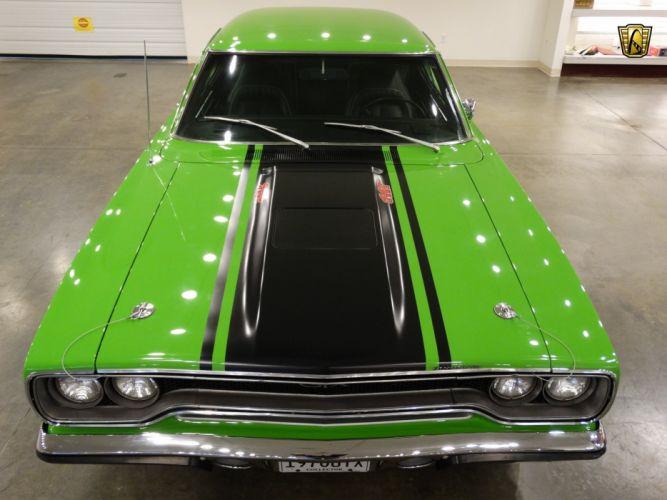 1970 Plymouth GTX muscle classic mopar 440 wallpaper