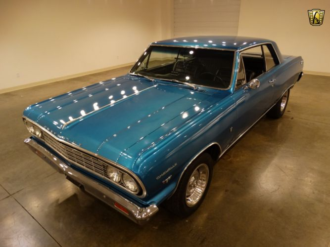 1964 Chevrolet Chevelle SS muscle classic s-s wallpaper