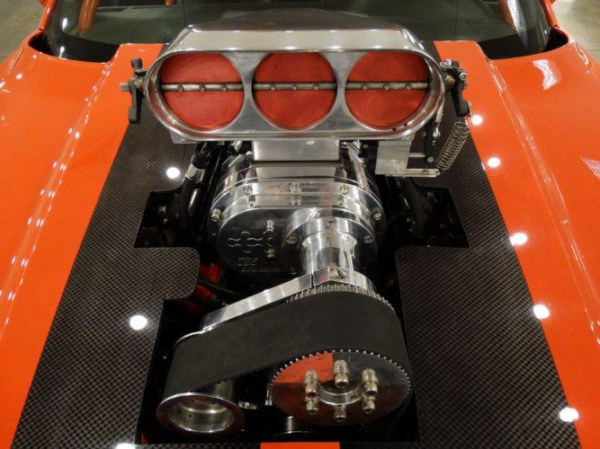 2009 Dodge Challenger SRT8 muscle hot rod rods wallpaper