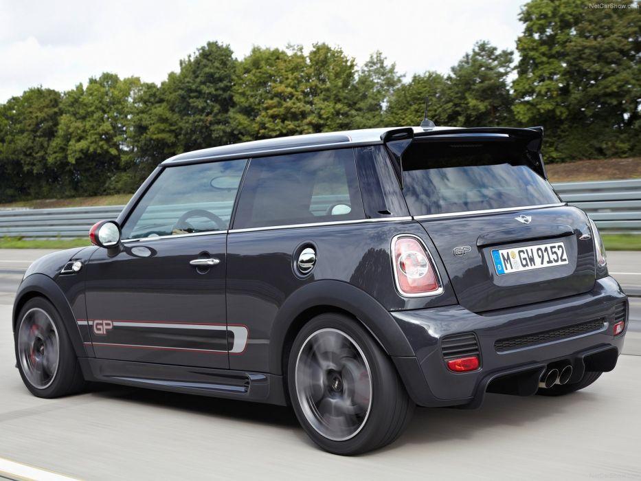 2013 cars cooper Cooper-S john Mini Works-GP wallpaper