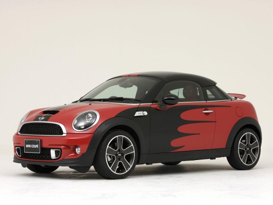 MINI Cooper-S Coupe Hotei (R58) 2012 wallpaper