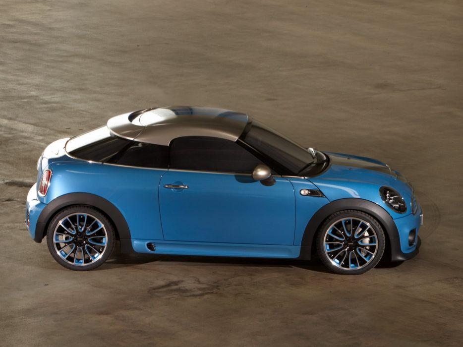 Mini Coupe Concept R58 Cars 2009 Wallpaper 2048x1536 734977