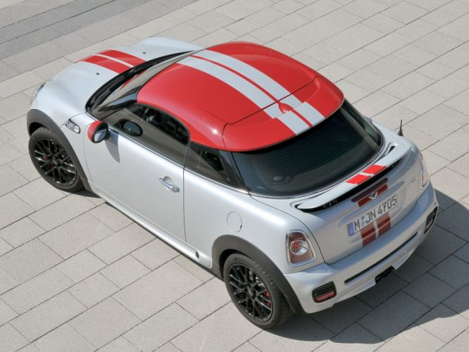 Mini Coupe john cooper works cars 2012 wallpaper