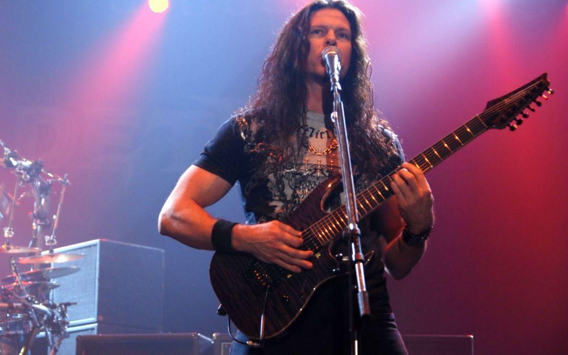 MEGADETH thrash metal heavy poster guitar concert gr wallpaper