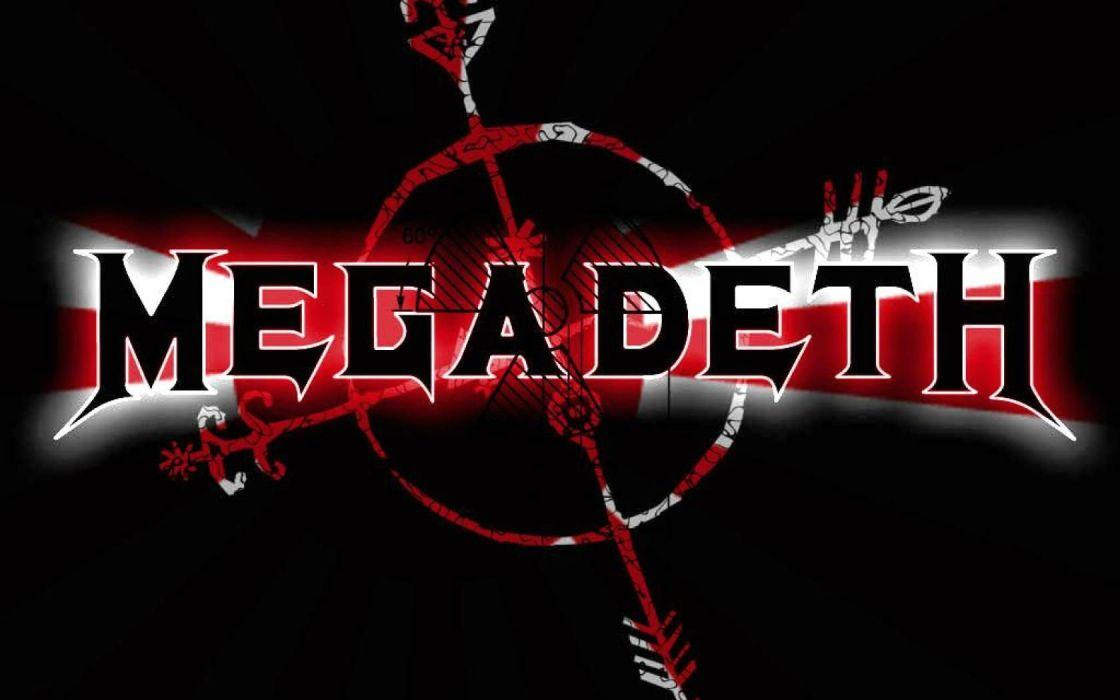 MEGADETH thrash metal heavy poster hr wallpaper