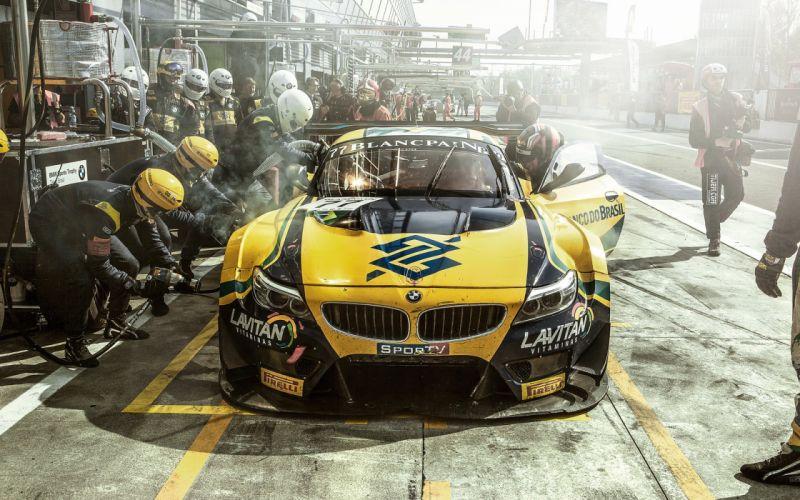 BMW Z4 GT wallpaper