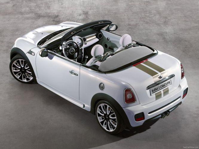 Mini Roadster Concept cars 2009 wallpaper