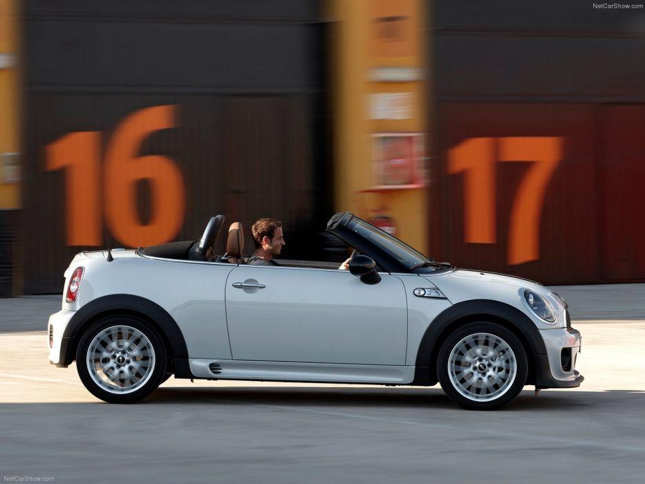 Mini Roadster cars 2013 wallpaper
