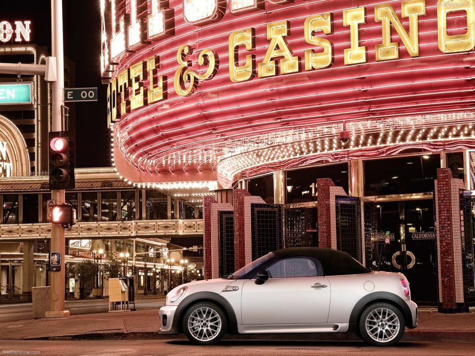 Mini Roadster cars 2013 wallpaper