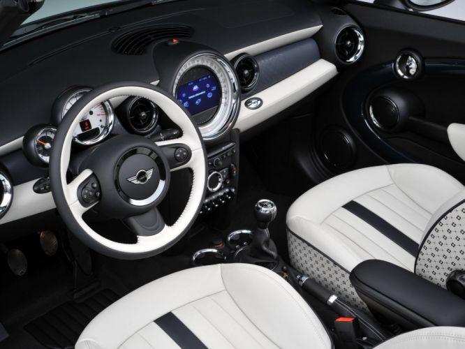 Mini Cooper-S Cabrio 2-Millions cars 2011 wallpaper