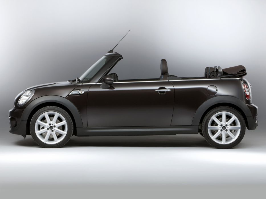 Mini Cooper-S Cabrio Highgate cars 2012 wallpaper