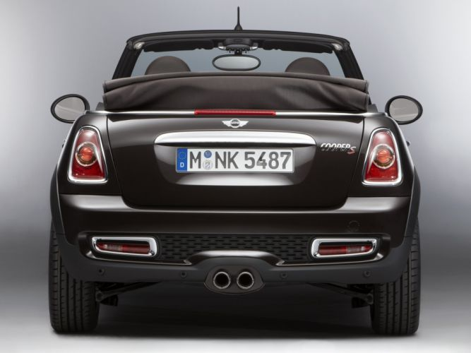 Mini Cooper-S Cabrio Highgate cars 2012 wallpaper