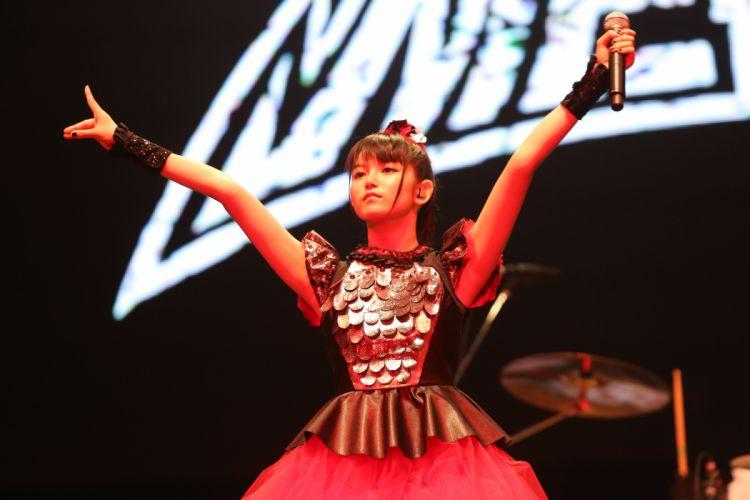 BABYMETAL japanese idol metal jpop j-pop pop heavy asian oriental girl girls 1bmetal visual kei heavy concert wallpaper