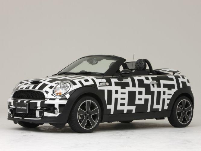 MINI Cooper-S Roadster Hotei cars '2012 wallpaper