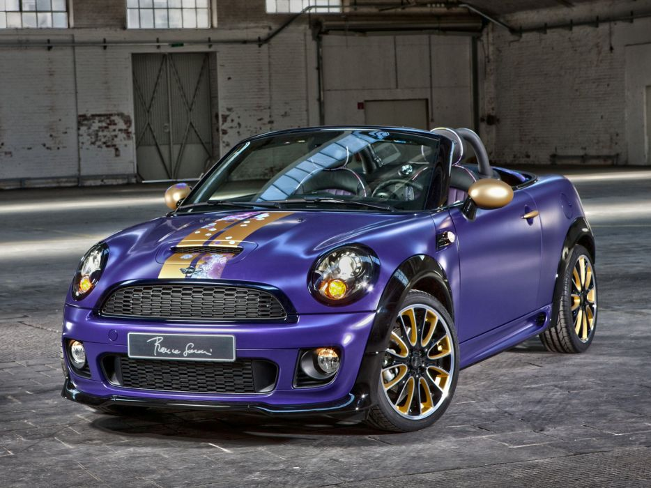 MINI Cooper-S Roadster by Franca Sozzani cars 2012 wallpaper