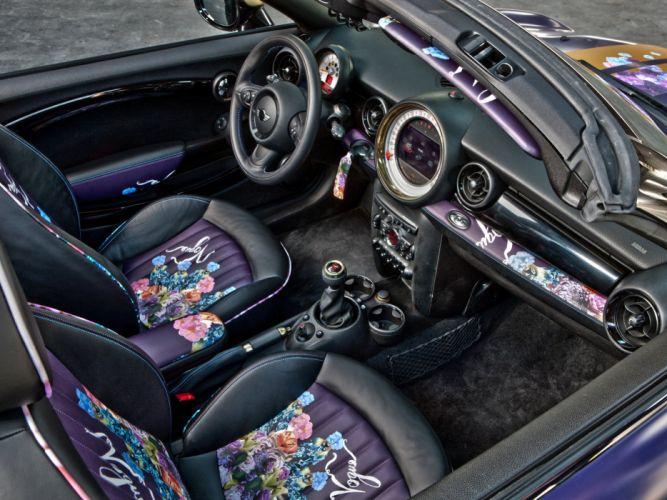 MINI Cooper-S Roadster by Franca Sozzani cars 2012 wallpaper