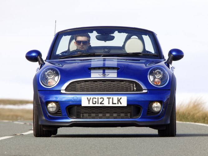 MINI Cooper-SD Roadster UK-spec cars 2012 wallpaper