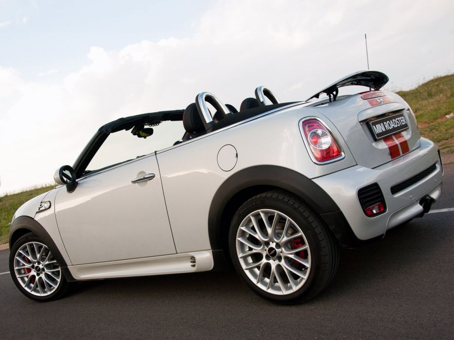 MINI John Cooper Works Roadster ZA-spec cars 2012 wallpaper