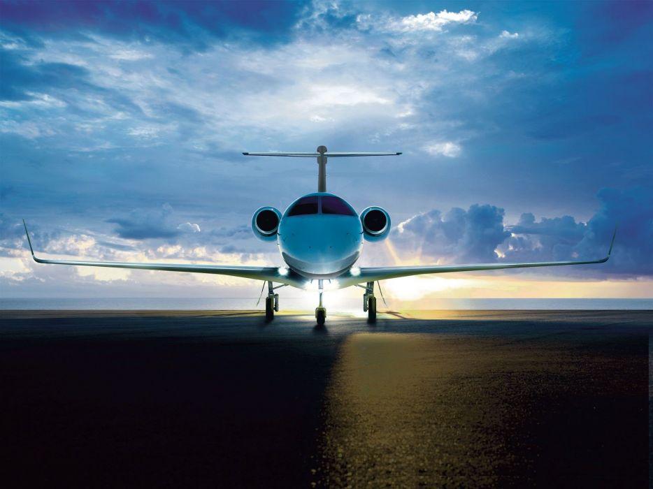 EMBRAER airliner aircraft airplane transport jet wallpaper