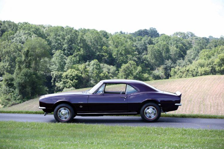 1967 Chevrolet Camaro Sport Coupe cars wallpaper