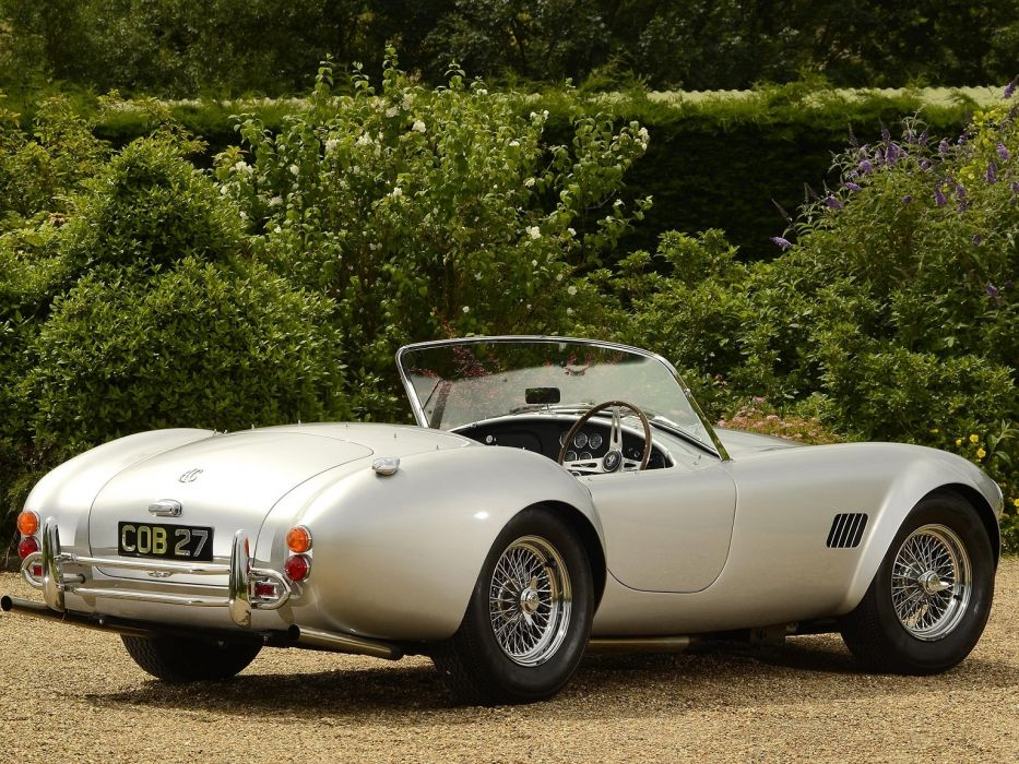 AC-Cobra 289 Roadster (MkIII) 1966 cars wallpaper