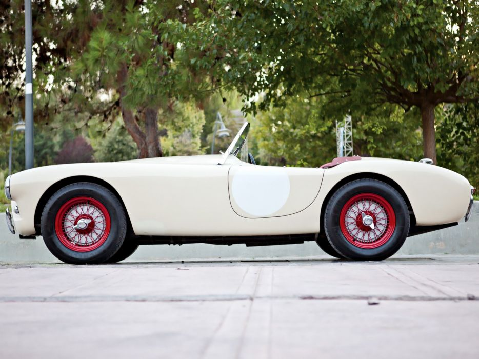 AC-Ace roadster cars 1951 wallpaper