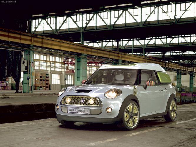 Mini Concept Tokyo cars 2005 wallpaper