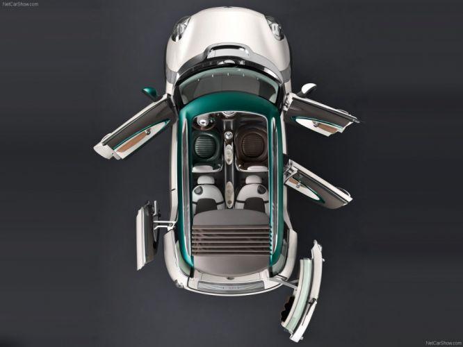 Mini Concept Crossover cars 2008 wallpaper