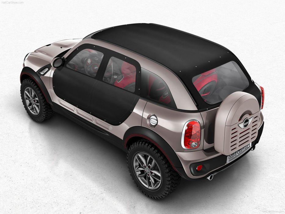 Mini Concept Beachcomber cars 2010 wallpaper