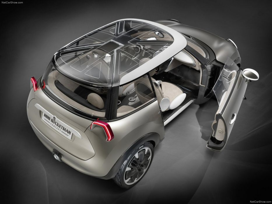 Mini Concept Rocketman cars 2011 wallpaper