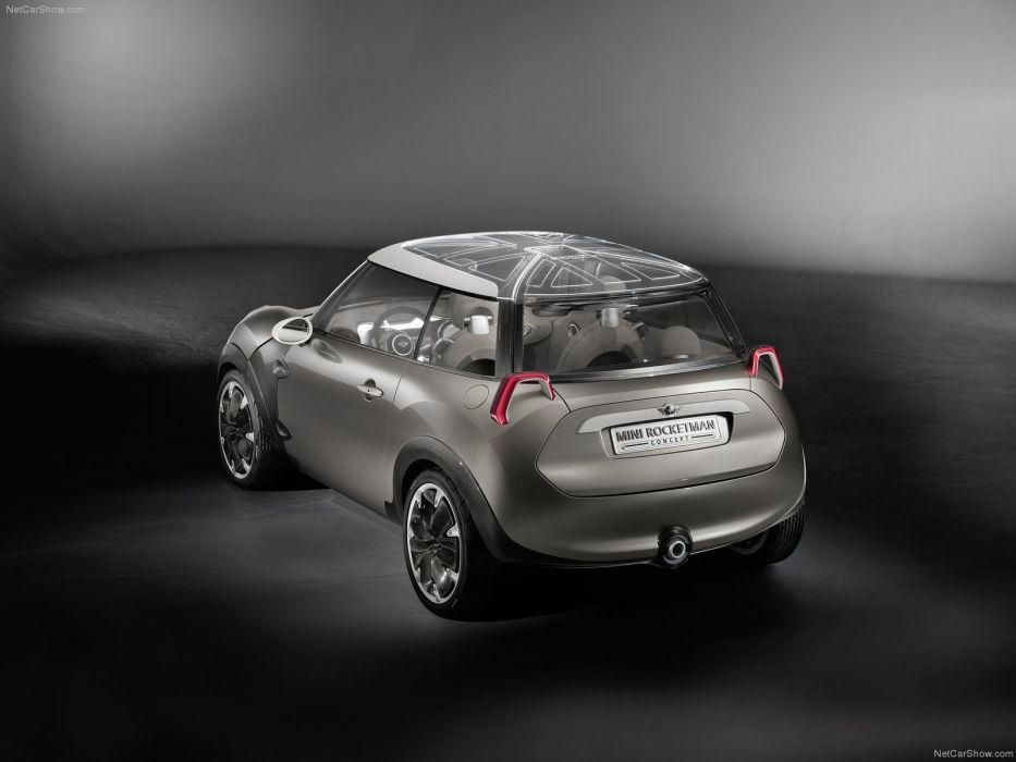 Mini Concept Rocketman cars 2011 wallpaper
