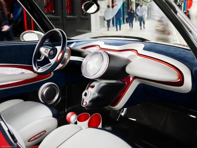 Mini Concept Rocketman cars 2012 wallpaper