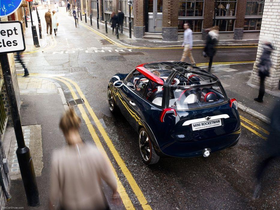 Mini Concept Rocketman cars 2012 wallpaper