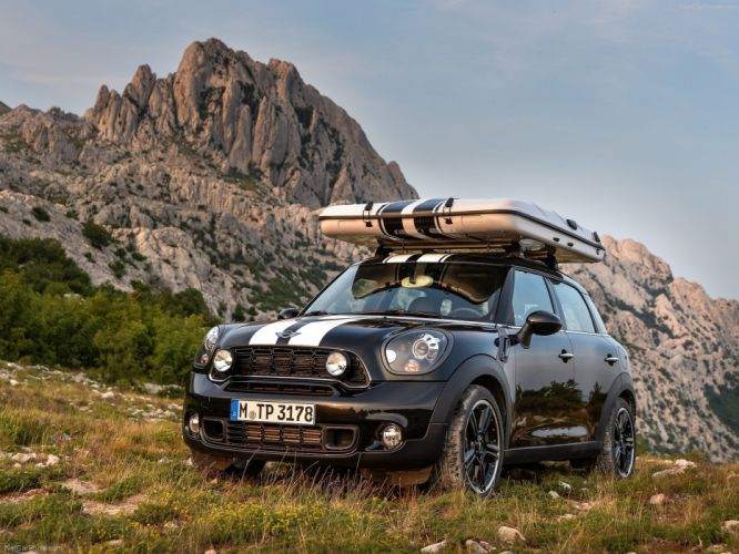 2013 all4 camp countryman Mini wallpaper
