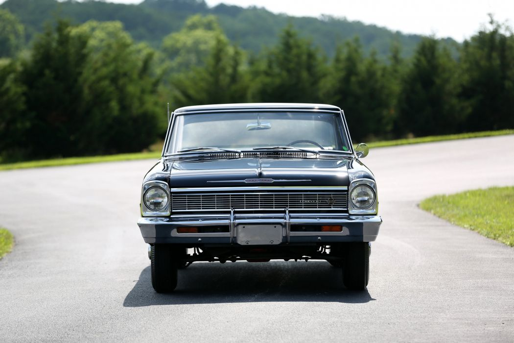 1966 Chevrolet Chevy-II Nov- SS L79 Hardtop Coupe cars classic wallpaper