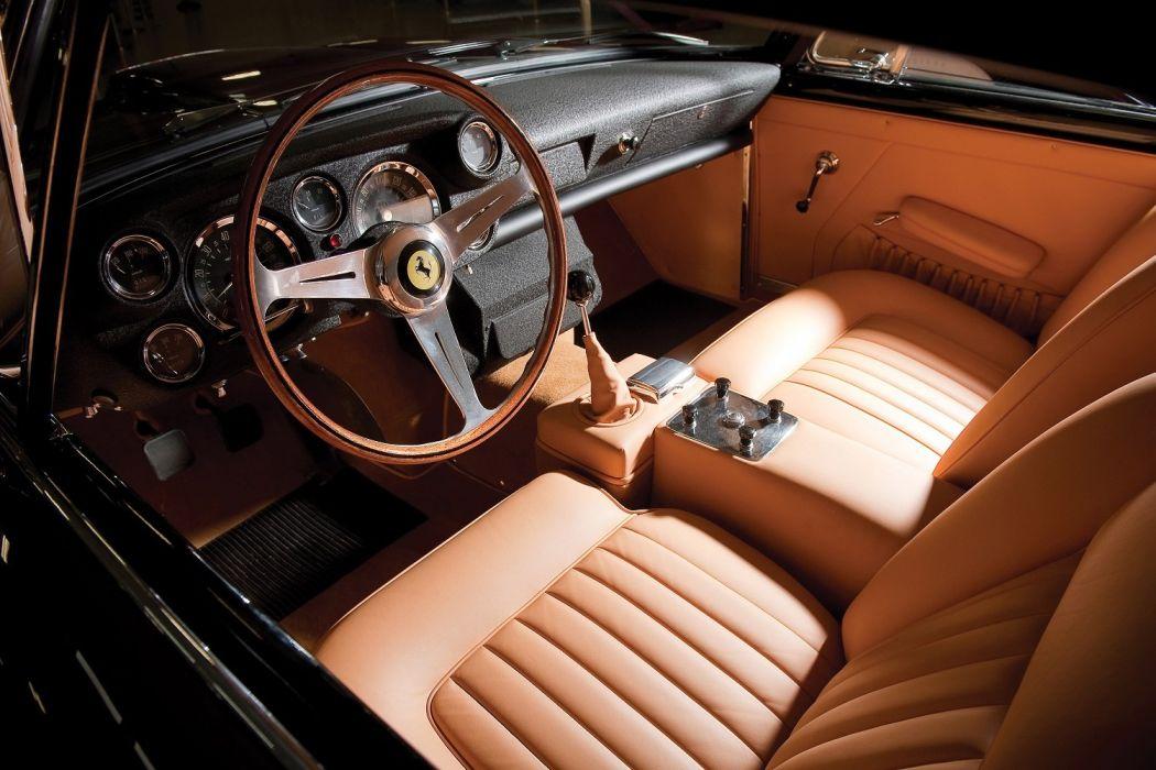 Ferrari 410 Superamerica Coupe Series III cars classic 1958 wallpaper