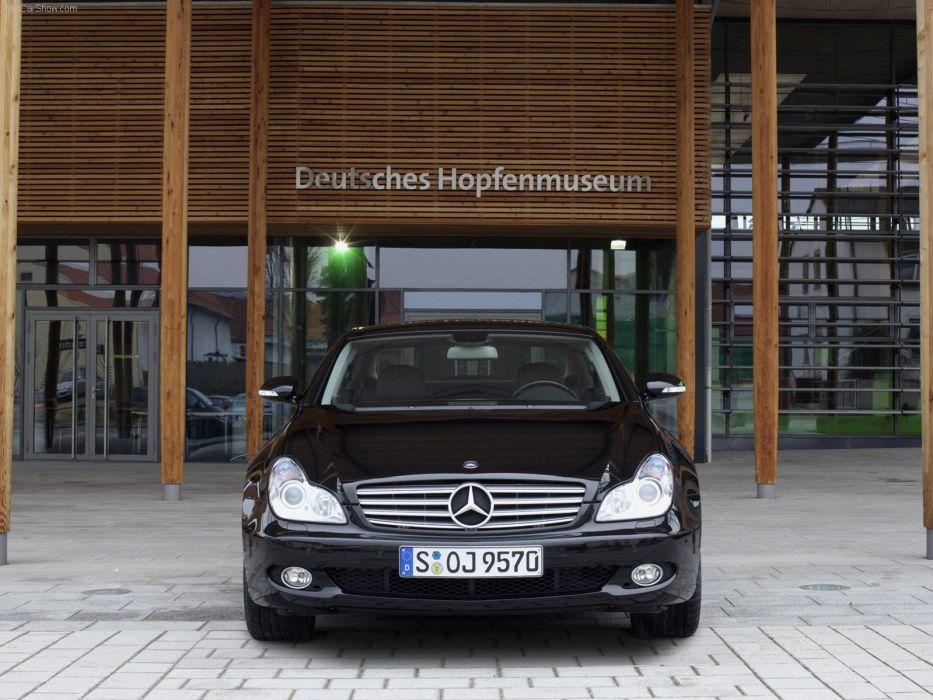 Mercedes-Benz CLS 350 CGI cars wallpaper