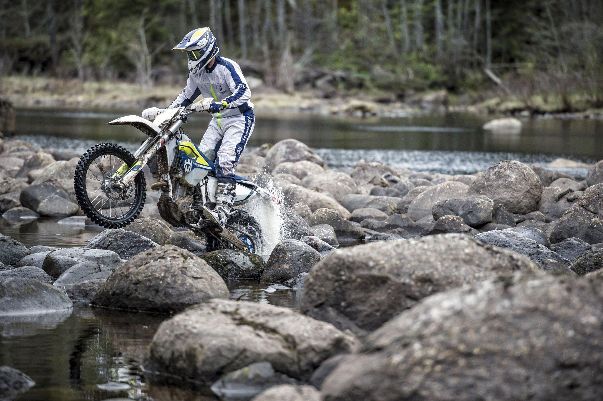 2016 Husqvarna FE250 Enduro Moto Motocross Dirtbike Bike