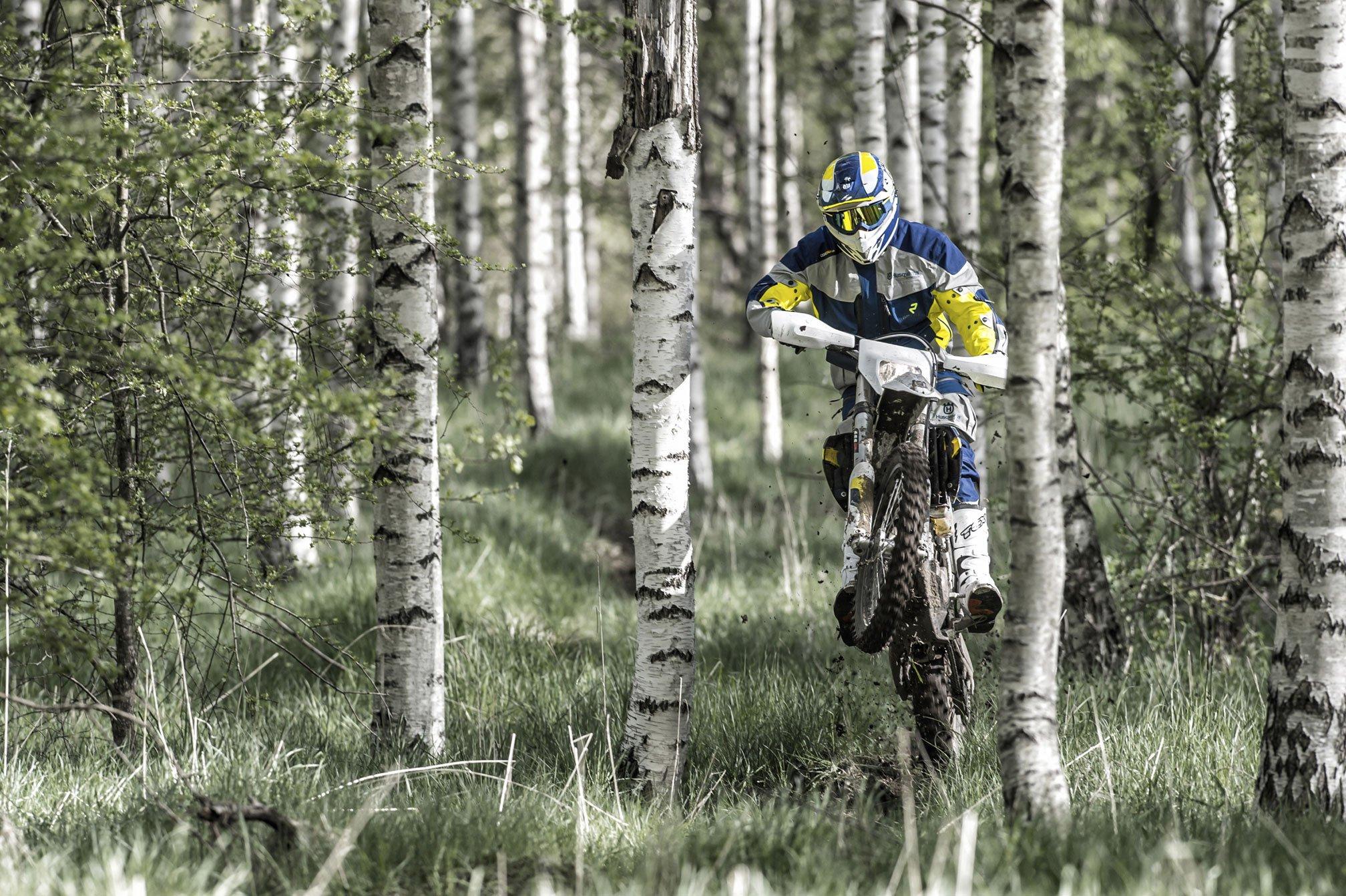 2016 Husqvarna FE501 Enduro Moto Motocross Dirtbike Bike