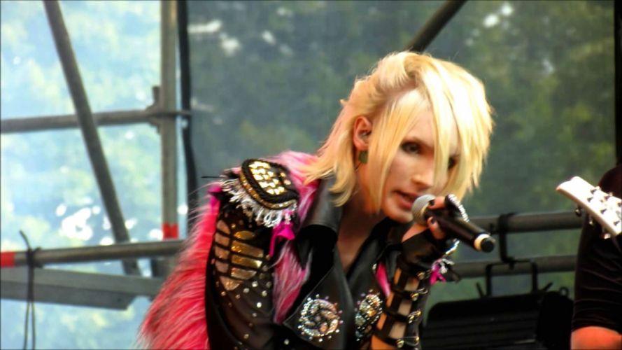YOHIO Seremedy visual kei jrock j-rock rock pop jpop j-pop glam guitar concert singer wallpaper