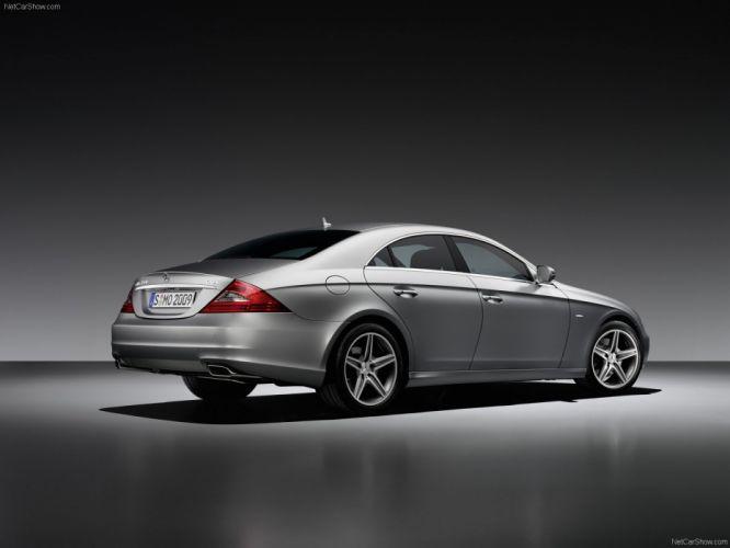 Mercedes-Benz CLS Grand Edition cars 2009 wallpaper